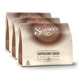 Senseo Cappuccino Choco, Pack of 3, 3 x 8 Coffee Pods