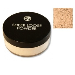 W7 Sheer Loose Powder, Natural Beige