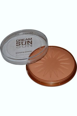 Maybelline solpuder - Sun Bronzing Powder 02 Golden