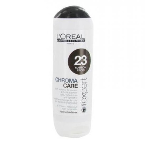 L'Oréal Chroma Care 23 Kall Brun 150ml