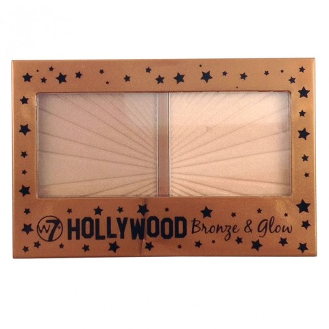 W7 HOLLYWOOD BRONZE & GLOW