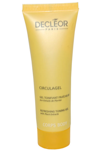 DECLEOR CIRCULAGEL REFRESHING TONING GEL
