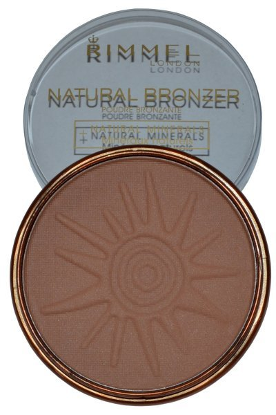 Rimmel  Natural Bronzer 14g Sun Light