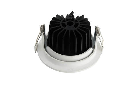 LK7 LED Downlight back