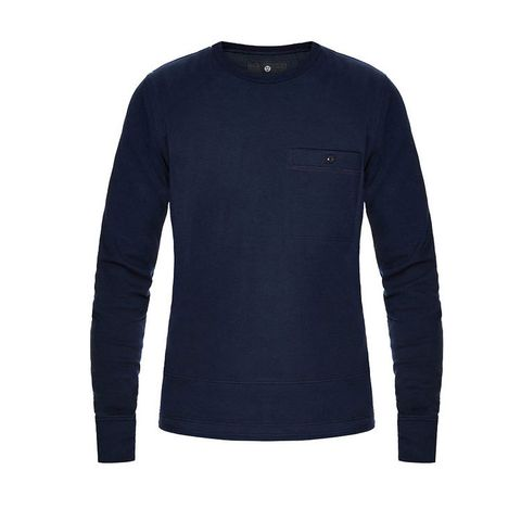 Ashley Watson Cardington Sweatshirt Navy (mörkblå)
