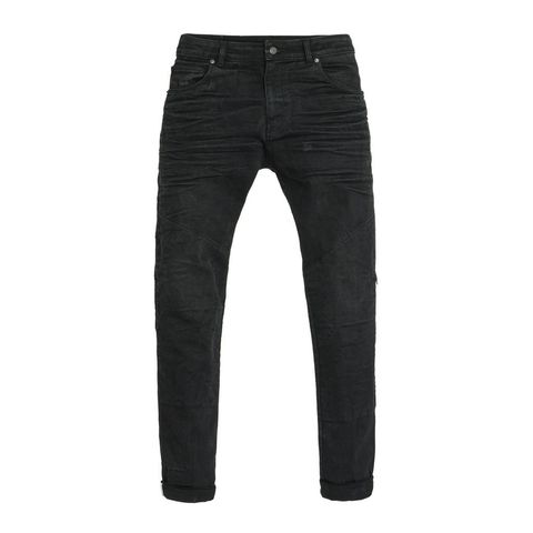 MC-jeans PANDO moto Boss Black 2 (svarta)