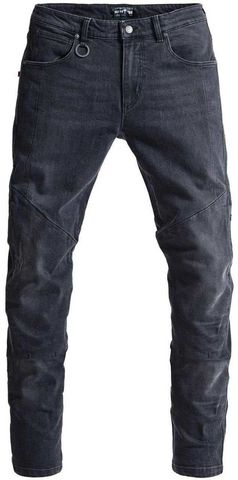 MC-jeans PANDO Moto Boss Black 9 Classic Fit (Svarta)