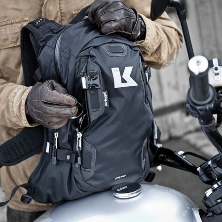 Kriega Packpacks.