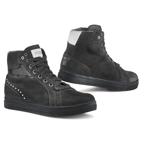 MC-sneaker Dam TCX Dark Lady Waterproof BLK Svarta.