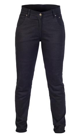 MC-jeans Dam Slim fit Twice Tina Svarta.