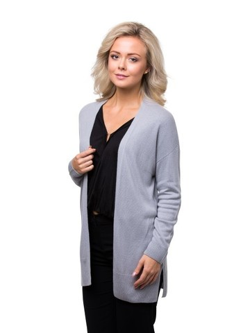 8design Cardigan Alicia Light Grey