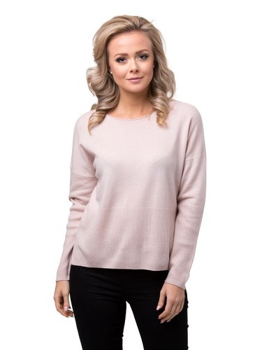 8design Rib Jumper Nude