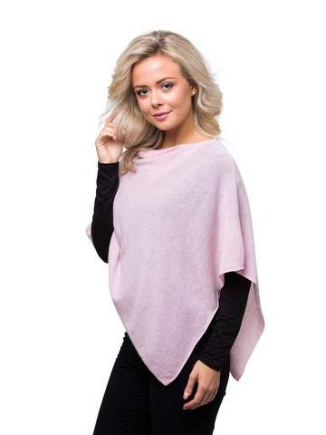 8design Small Poncho Light Pink