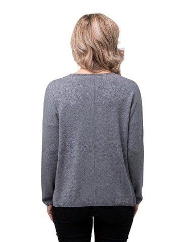 8design Winter Jumper Grey