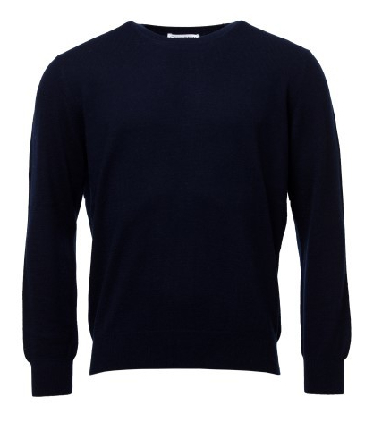 8design Jumper Lukas Dark Blue